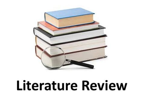 Examples - Literature Reviews - LibGuides at CSU, Chico